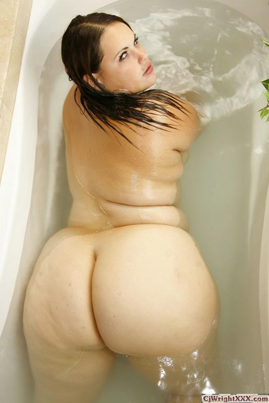 Nude women alone