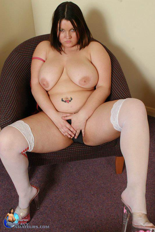 Always Chubby girl in stockings would like